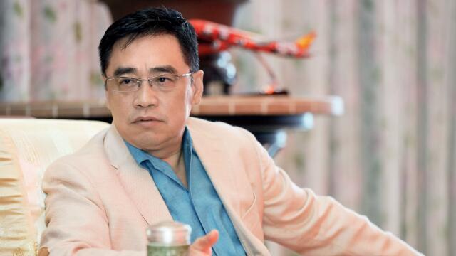 两个多月前,海航王健接受本刊独家专访