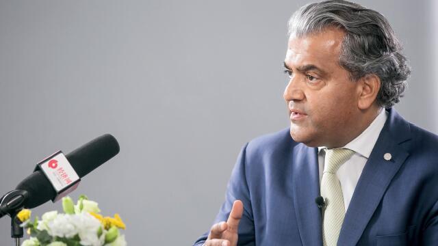 戴尚亚:成为中国值得信赖的合作伙伴,BP倍感自豪