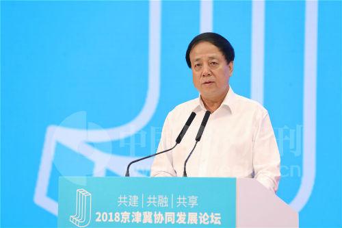 武维华 (《中国经济周刊》首席摄影记者 肖翊 摄)