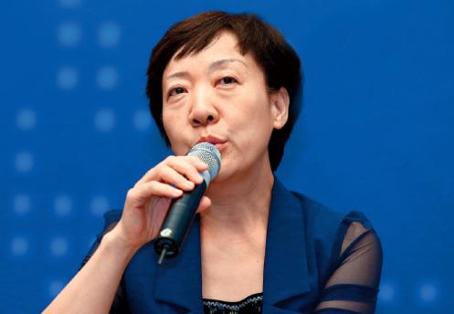 47-2 中国福利彩票发行管理中心原主任王素英涉嫌严重违纪违法,目前正接受调查。中新社
