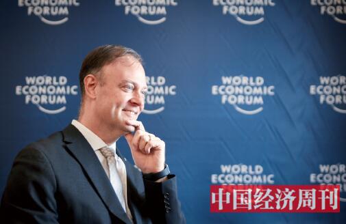 22 世界经济论坛大中华区首席代表艾德维《中国经济周刊》首席摄影记者 肖翊 摄