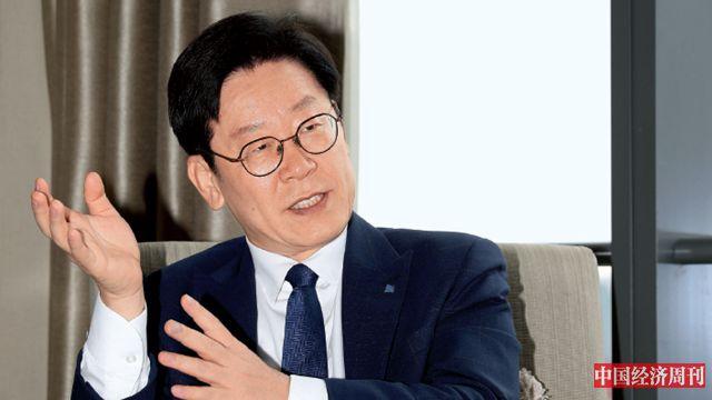 專訪韓國京畿道知事李在明:我為何力推國民基本收入政策