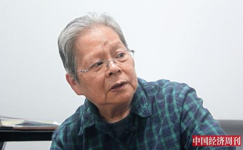 31 赵慕兰   1982年,赵慕兰北京大学毕业后进入北京市委宣传部;1985年,进入北京市经济体制改革委员会办公室。北京市新技术开发试验区成立后,赵慕兰放弃体制内的工作来到试验区,在2006年退休前先后任中关村管委会研究室主任、中关村管委会委员。(摄影 马铭悦)