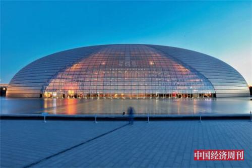 p28-国家大剧院和人民大会堂《中国经济周刊》首席摄影记者 肖翊 摄