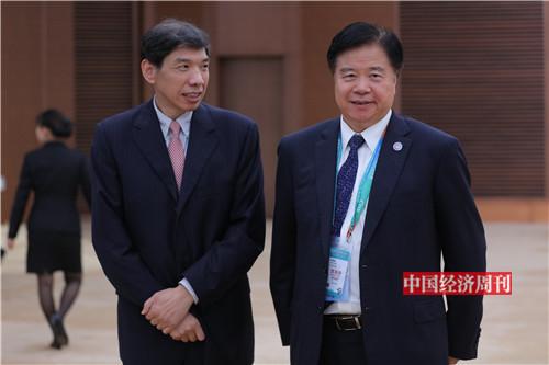 右:王宜林