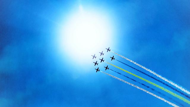 """大国重器闪耀珠海航展:""""陆、海、空、天、电""""全覆盖"""