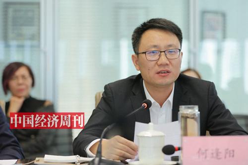 安徽省界首市市委副书记、市长  何逢阳