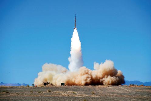 25-3 零壹空间OS-X1 亚轨道火箭发射