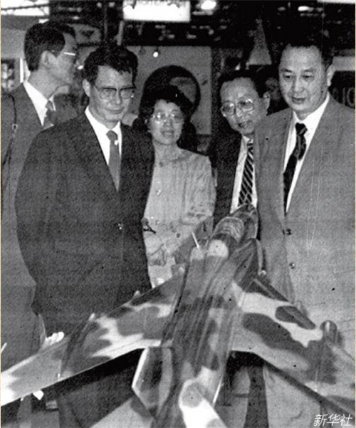p35-11988 年 9 月 5 日,英国国际航空博览会在伦敦西南郊法恩巴勒开幕,中国航空技术进出口公司等 3 家公司的产品参加了展出。