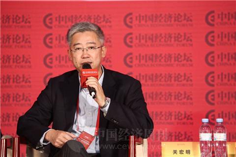 关宏明 中国经济周刊视觉中心记者 胡巍 摄