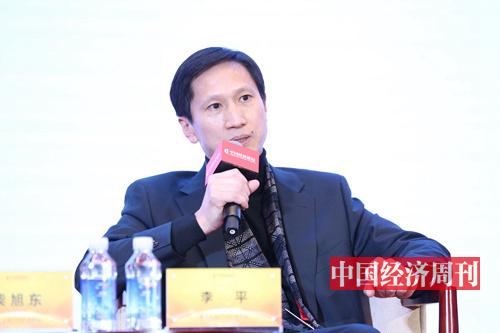 李平 (《中国经济周刊》记者 胡巍 摄)