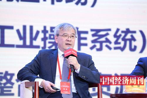 褚健 (《中国经济周刊》记者 胡巍 摄)