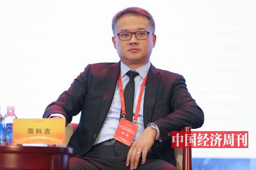 周科吉 (《中国经济周刊》首席摄影记者 肖翊 摄)
