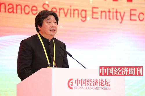 钮文新 (《中国经济周刊》记者 胡巍 摄)