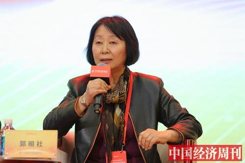 郭明社 (《中国经济周刊》首席摄影记者 肖翊 摄) (2)