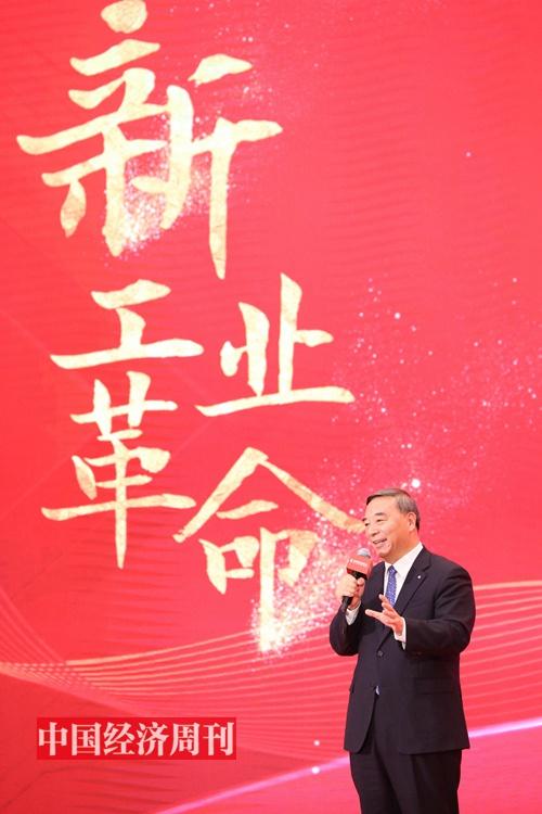 宋志平 (《中国经济周刊》记者 胡巍 摄)