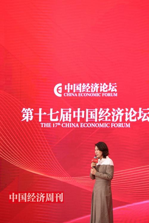 董明珠 (《中国经济周刊》记者 胡巍 摄)3