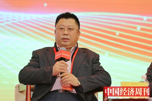 王金山 (《中国经济周刊》首席摄影记者 肖翊 摄)