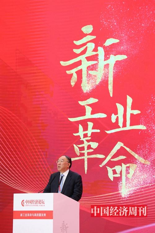 黄奇帆(《中国经济周刊》记者 胡巍 摄)