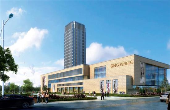 p78 天津诺德中心商业效果图