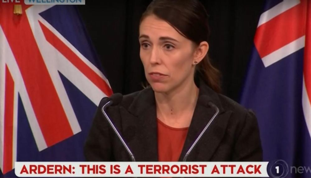 新西兰总理发言视?#21040;?#22270;