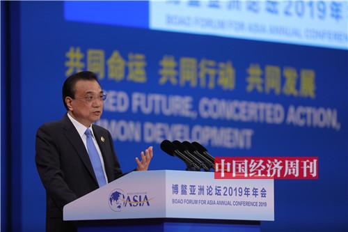 """""""亚洲各国要和衷共济,共同抵御风险挑战"""""""