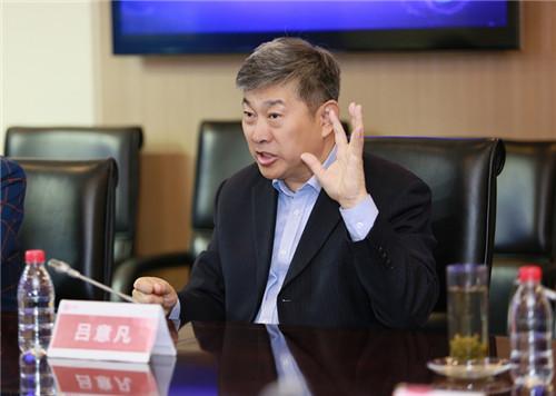 国美零售高级副总裁吕意凡