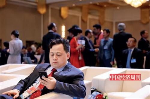 p77 传音控股创始人、董事长兼总裁竺兆江 《中国经济周刊》首席摄影记者 肖翊I 摄