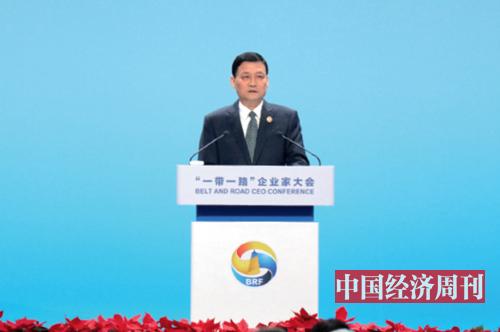 23-2 国务院国资委主任肖亚庆致辞