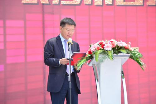 5月22日,盈峰环境高级副总裁、中联环境董事长张建国表示,中联环境必将提供最好的产品与最优质的服务