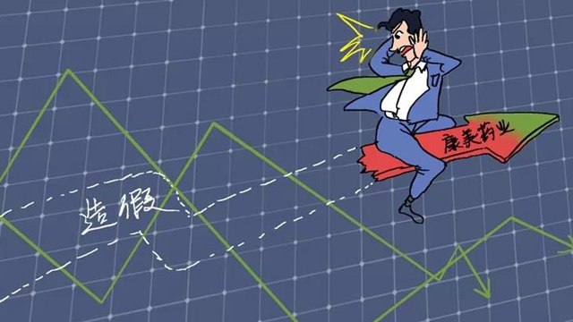 财务造假、市值蒸发七成,康美药业离退市有多远?