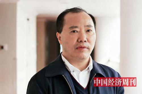 46 《中国经济周刊》首席摄影记者 肖翊 摄