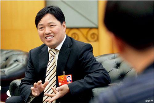 68-步步高董事长王填--中新社