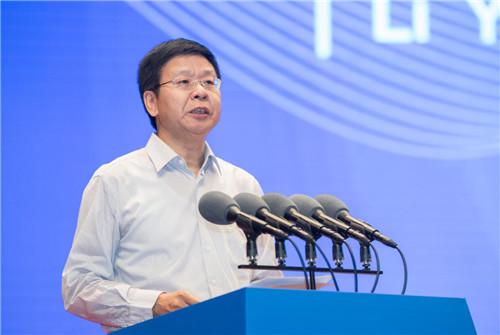 科技部火炬中心副主任李有平致辞