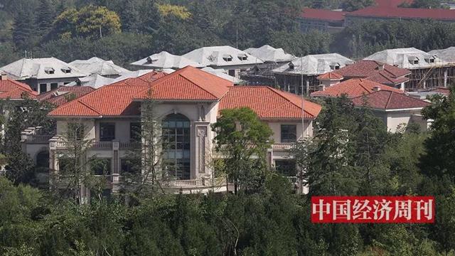 违建别墅现形记  除了陕西,吉林、湖南等多省也被点名