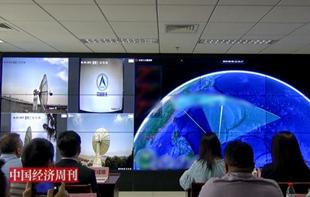 中国航天首次海上发射