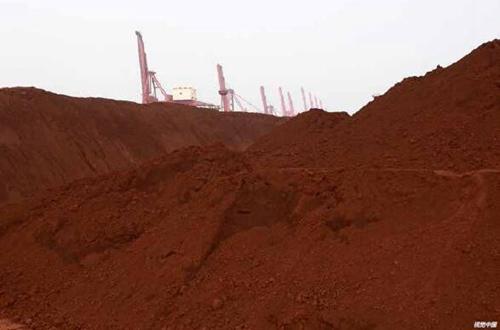 32 2009 年9 月,江蘇省連云港港口,中國生產的稀土準備裝運出口到日本。