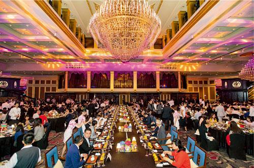 p62-2  晚宴現場  廣州日報全媒體記者李波 I 攝