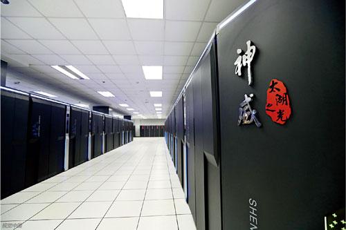 "p103 我國自主研發的第一臺處理器""神威·太湖之光"",在2016 年曾登頂""全球超級計算機500 強""榜首,隨后又4 次奪冠。"