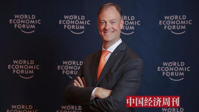 达沃斯时间 | 专访世界经济论坛大中华区首席代表艾德维