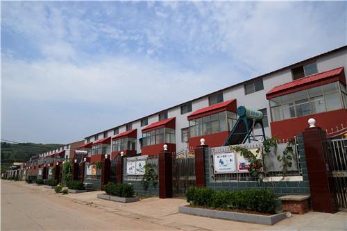 5  村民新居