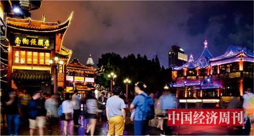 p17上海豫园《中国经济周刊》记者---王雨菲_-摄