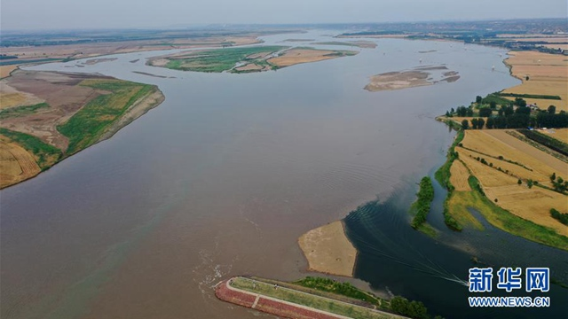 22年前,黄河曾断流704公里,从入海口断流至河南开封