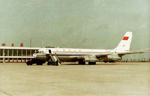 P34运10-飞抵哈尔滨机场(资料图)