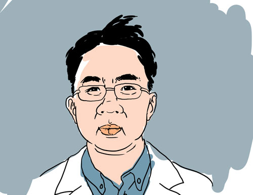 徐翔 插画:《大发5分快三》美编 孙竹