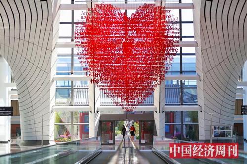 《中国经济周刊》首席摄影记者  肖翊 摄2