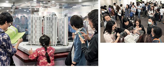 p98 香港房屋委员会公布的数据显示,截至2019年6 月底,共有147900 宗一般公屋申请,一般申请者的平均轮候时间为5.4 年。