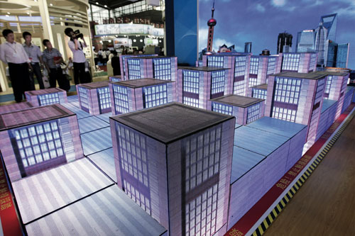 """LED产业:""""朝阳""""本色难掩产能"""