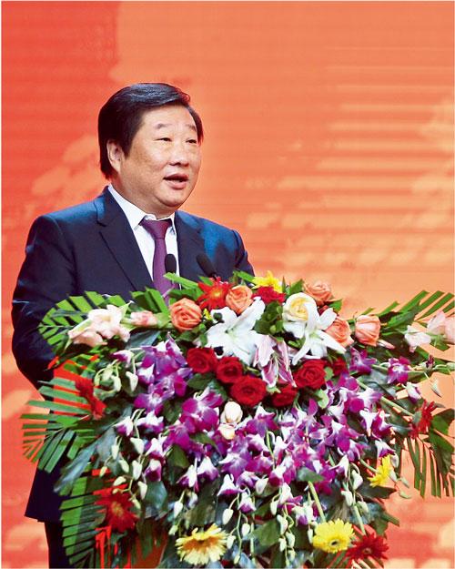 中国重汽、山东重工、潍柴动力董事长谭旭光