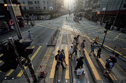 港府:香港经济已步入技术性衰退